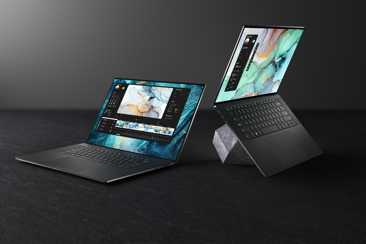 Dell introduced the new 17-inch laptop XPS 17 (9700), which is called the most compact in the world, and the updated 15-inch XPS 15 (9500)